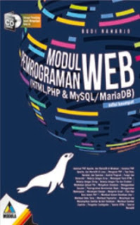 MODUL PEMROGRAMAN WEB (HTML, PHP, MySQL)+CD