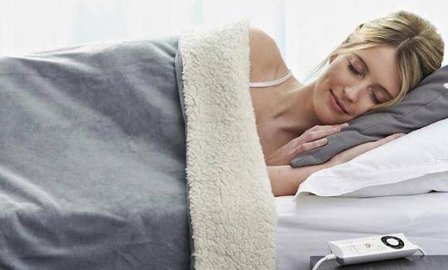 Είναι ασφαλής η χρήση της ηλεκτρικής κουβέρτας;