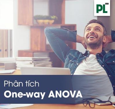 Phân tích One way ANOVA SPSS