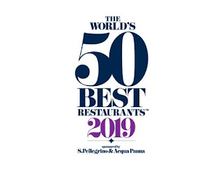 The 2019 top 50 and the total 120 best restaurants in the world by San Pellegrino