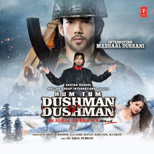 Hum Tum Dushman Dushman 2015 Hindi PREDVDRip 700mb XVID