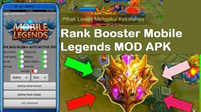 Rank Booster Mobile Legends MOD APK
