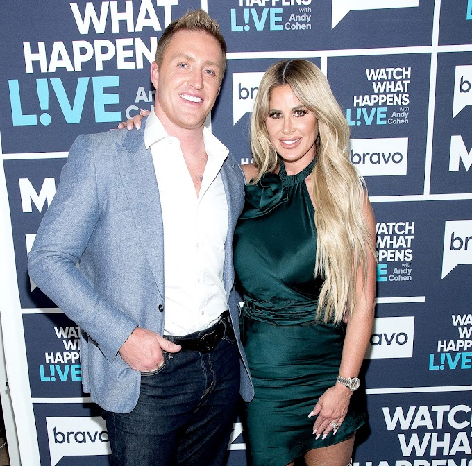 Kim Zolciak And Husband Kroy Biermann Test Positive For COVID-19!
