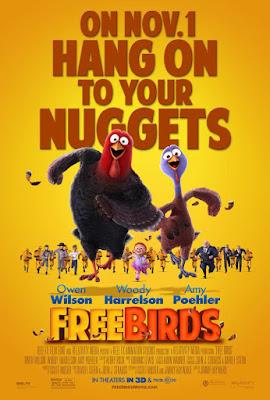 Free Birds 2013 Dual Audio Hindi 720p BluRay 550MB