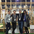 CLICK-RAFT: Action @ buildnz/designex trade show with PrefabNZ and Makers