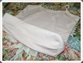 Eski askılı tişörtlerden sebze torbası nasıl yapılır? Resimli Açıklamalı  3