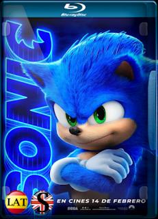 Sonic: La Película (2020) REMUX 1080P LATINO/ESPAÑOL/INGLES