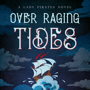 2 Mini Book Reviews: OVER RAGING TIDES & THREATS OF SKY AND SEA