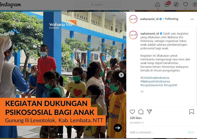 Program Sponsor Anak