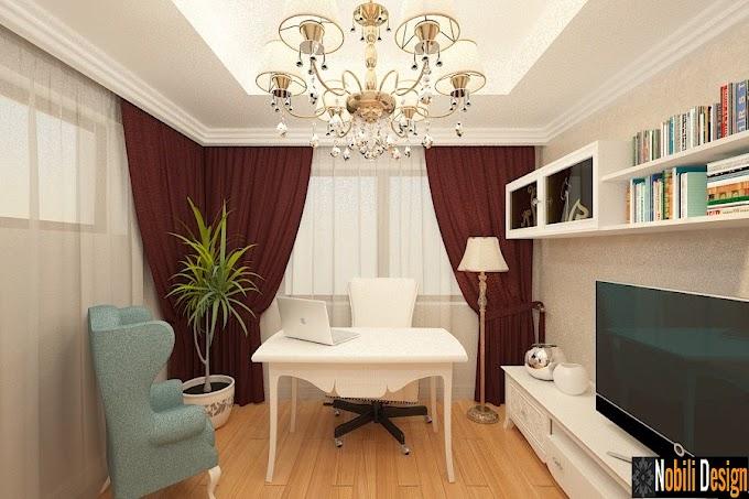 Amenajari Interioare  Bucuresti - Design interior living dormitor Bucuresti