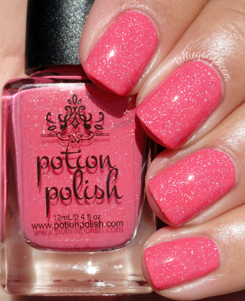 Potion Polish Central Park Peonies