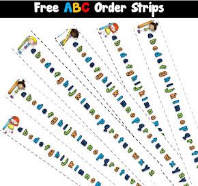 ABC Order Strips
