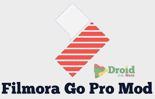 Filmora Go Pro Mod APK Full terbaru Download di Android