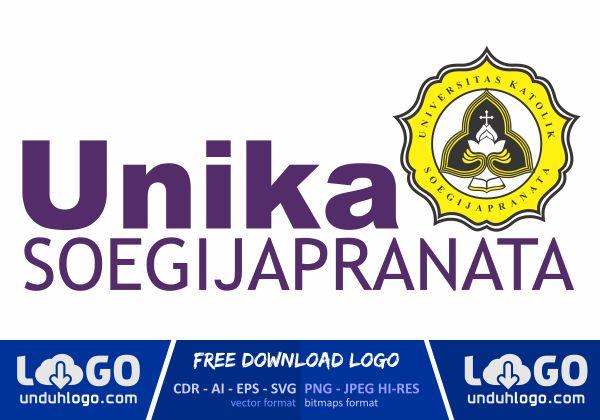 Logo Unika Soegijapranata