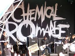 Lyrics My Chemical Romance - Teenagers