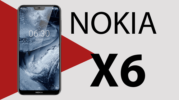 اليك مواصفات و معلومات على هاتف نوكيا الجديد NOKIA X6
