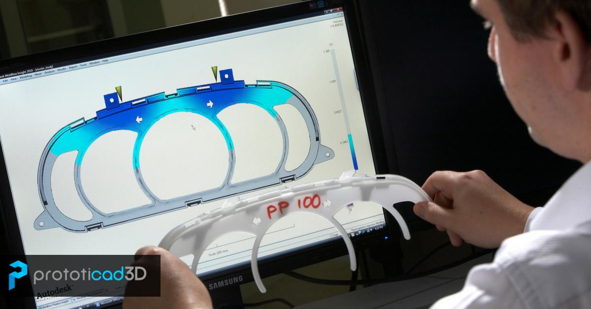 Autodesk para el Diseño de Productos y Manufactura