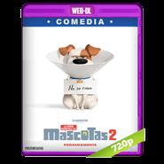 La vida secreta de tus mascotas 2 (2019) WEB-DL 720p Audio Dual Latino-Ingles