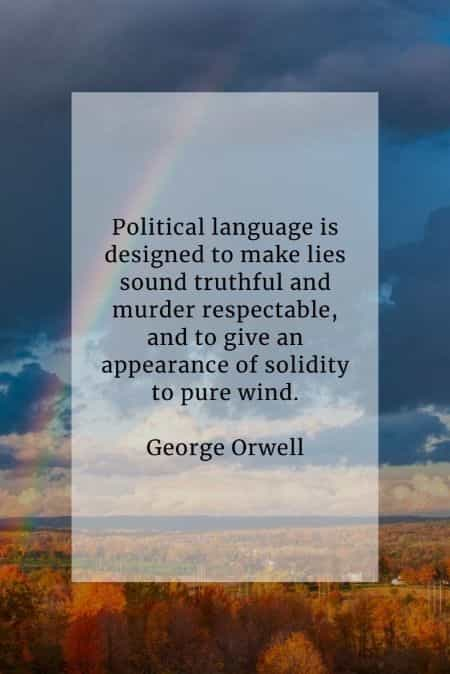 Political quotes that'll tell you more about politics