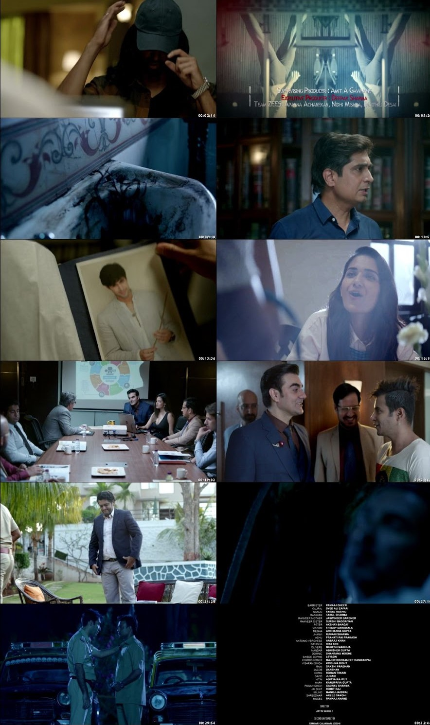 Poison 2019 Complete S01 Full Hindi Episode Download HDRip 1080p