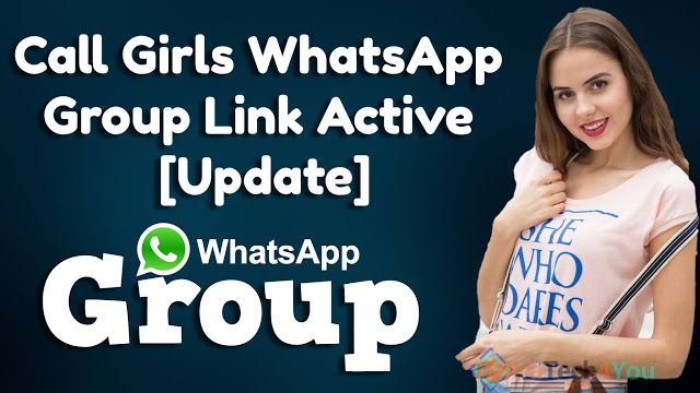 Call Girls WhatsApp Group Link