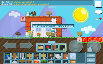 Growtopia Unlimited Mod Hack V2.00 Android App