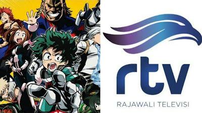 KPI Menegur RTV Karena Sering Menayangkan Acara Luar Negeri Termasuk Anime