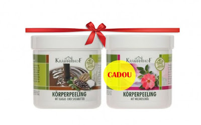 Pachet promotional Crema exfolianta 1+1 CADOU