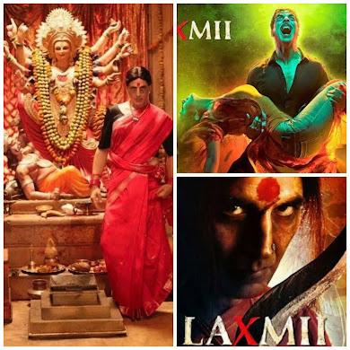 Laxmi Bomb Full Movie Download In HD, 720p, 480p