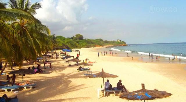 Plage, vacance, loisirs, sortie, détente, sports, LEUKSENEGAL, Dakar, Sénégal, Afrique