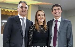 Em carta, Micheline Rodrigues é confirmada como vice na chapa de Lucélio Cartaxo