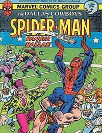 "Spider-Man and the Dallas Cowboys: ""Danger in Dallas"""