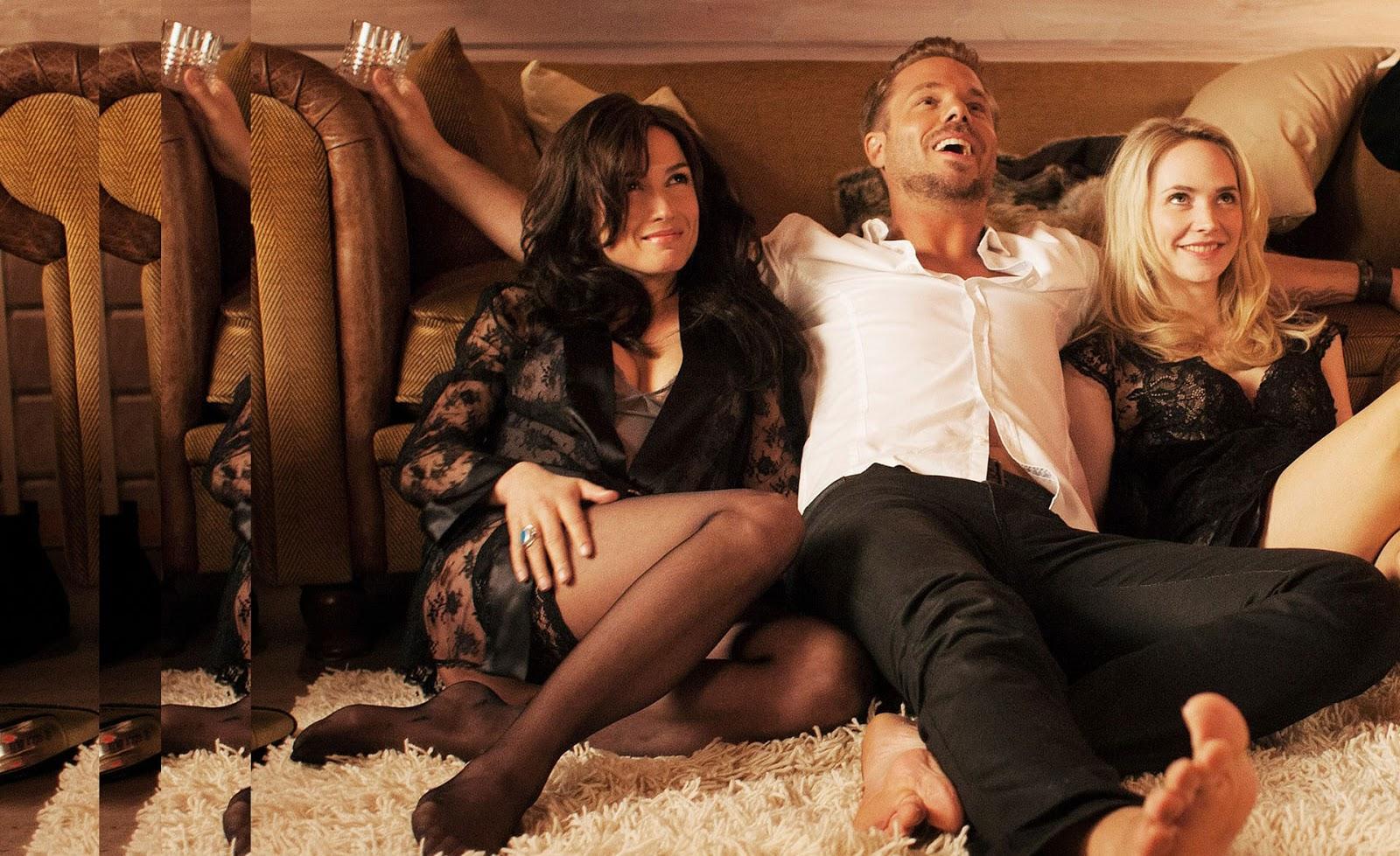 богатые зрелые люди обмениваются партнерами для секса видео - 11