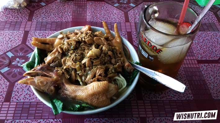 Mie Ayam Trikidjo Solo Mie Ayam Tumini Giwangan Jogja