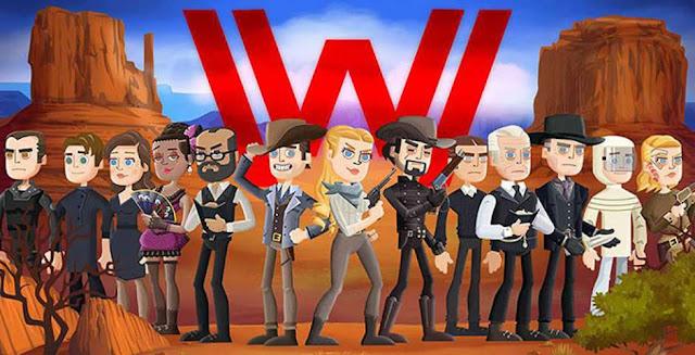 Versão RPG do seriado Westworld chegou para Android e iOS