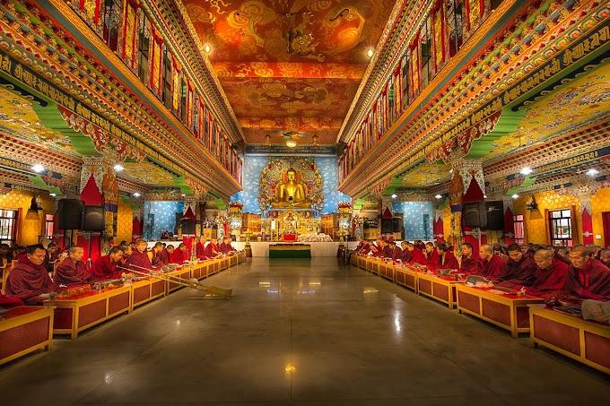 Tergar monastry,Bodhgaya