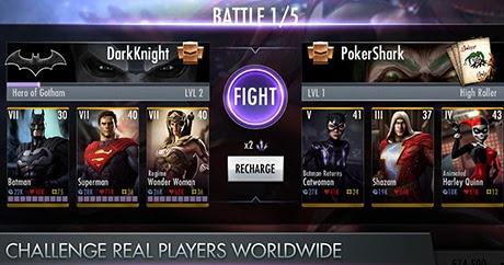Injustice Gods Among Us APK + MOD v2.11 for Android ...
