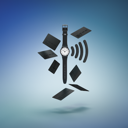 SwatchPAY! - Contactless no nosso pulso.