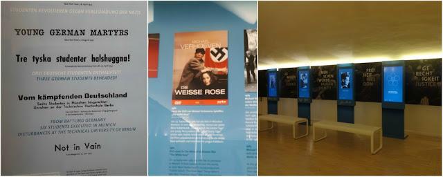 Como foi a resistência alemã contra Hitler? Weisse Rose Stiftung - Memorial Rosa Branca em Munique