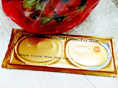 Recenzja: BELOV, Kolagenowe płatki na oczy ze Złotem- Green Asia