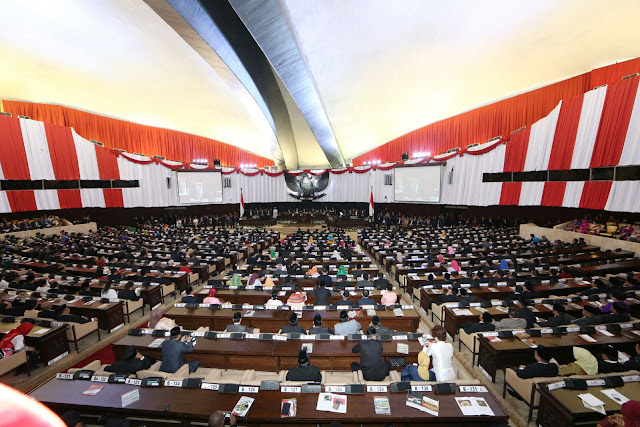Tugas, Wewenang, Fungsi, Hak dan Kewajiban Presiden, DPR, MPR, DPD, KY, MA, MK