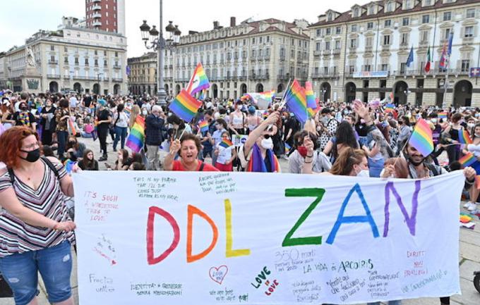E' ancora scontro sul ddl Zan: niente accordo sulle modifiche