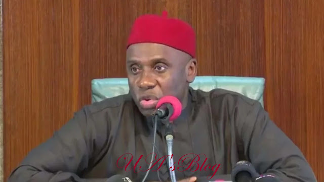 Amaechi blasts IPOB, reveals what really happened in Madrid, Spain