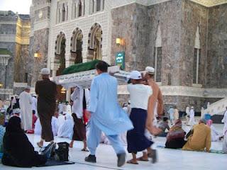 kisah keutamaan meninggal di tanah suci masjidil haram mekkah
