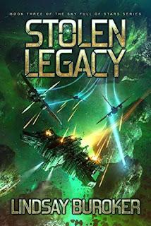 Stolen Legacy by Lindsay Buroker