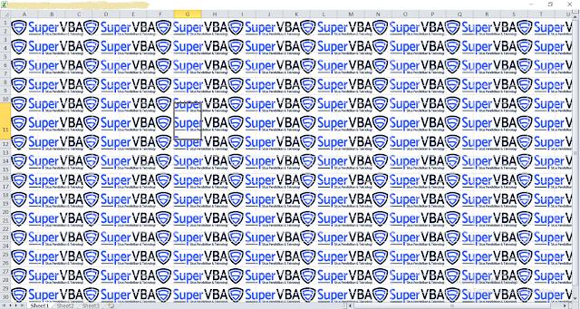 Membuat Tampilan Lembar Kerja Excel Jadi Full Screen (layar penuh)