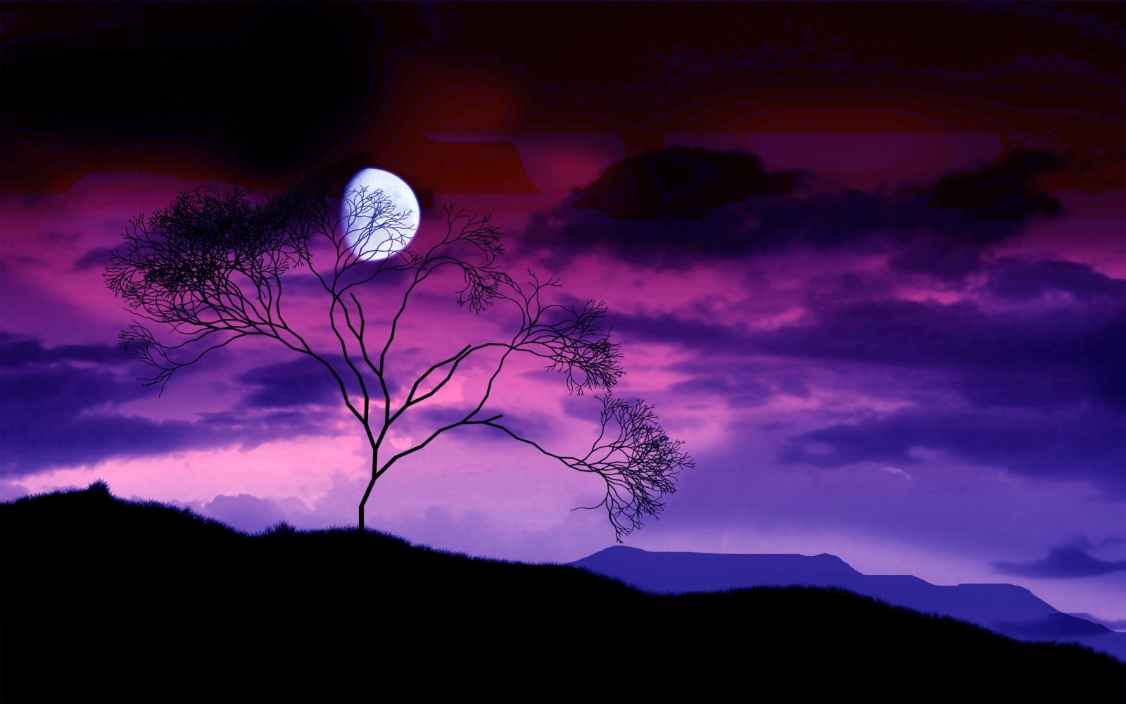 Wallpaper high resolution nature backgrounds - Cool night nature backgrounds ...