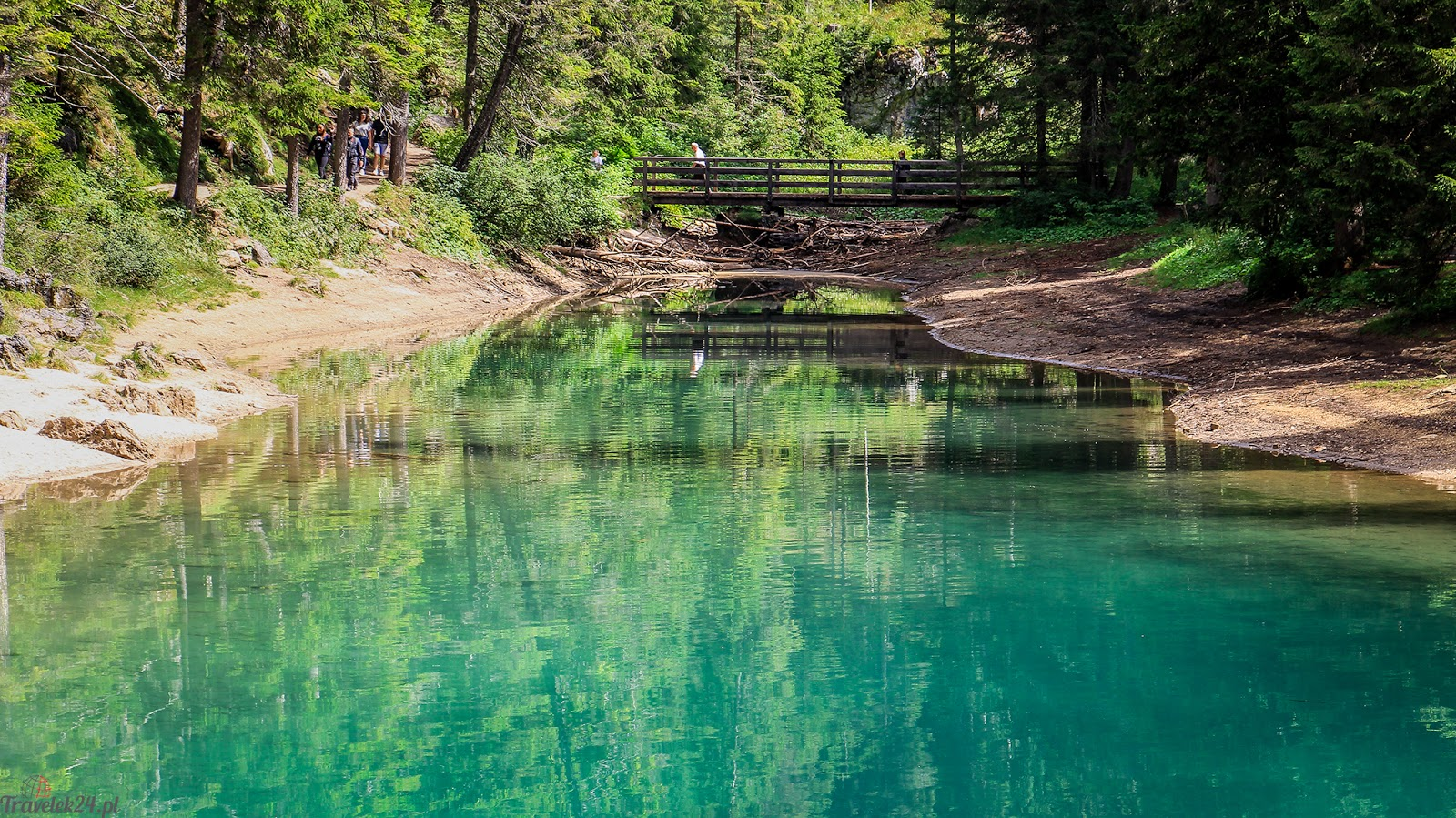 Lago di Braies jak dojechać