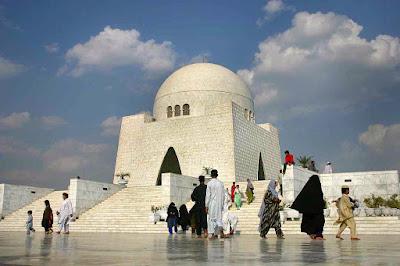 Mazar-e-Quaid Muhammad Ali Jinnah