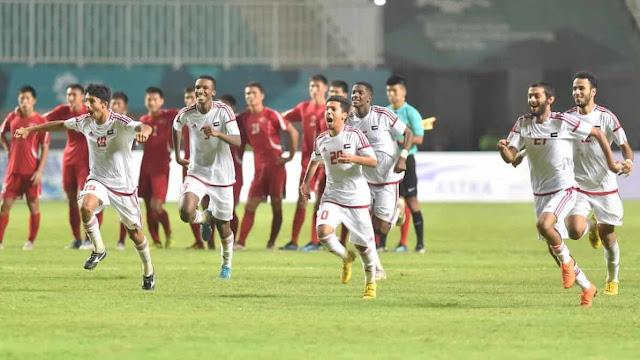 مشاهدة مباراة الإمارات وكوريا الشمالية بث مباشر